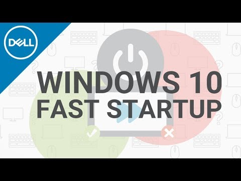 Windows 10 Fast Startup (Official Dell Tech Support) - YouTube