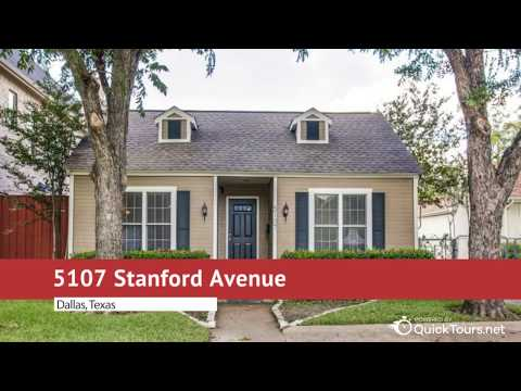 5107 Stanford Avenue Dallas, Texas 75209 | Bill Griffin | Homes for Sale