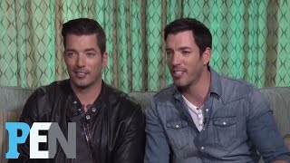 The 'Property Brothers' Open Up About Finally Finding Love   PEN   People