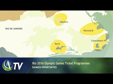 Rio 2016 Olympic Games Ticket Programmes | Business Opportunities