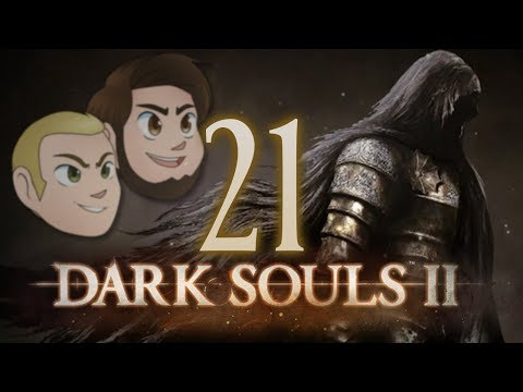 Dark Souls 2: White Knight - EPISODE 21 - Friends Without Benefits - 동영상