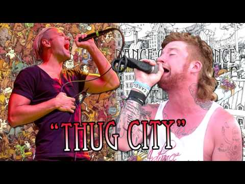 Dance Gavin Dance - Thug City (Original and Tree City Sessions played at the same time)