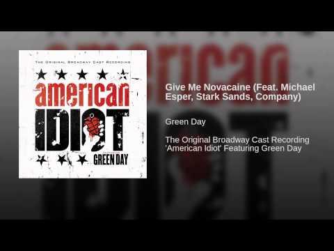 Give Me Novacaine Feat Michael Esper, Stark Sands, Company