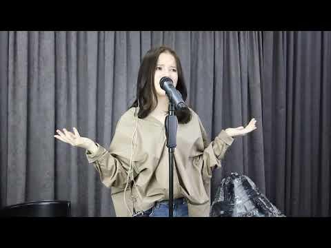 Daneliya Tuleshova - All the Good Girls Go to Hell /Billie Eilish cover / live