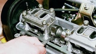 Как ПРАВИЛЬНО отрегулировать клапана двигателя. ВАЗ 2110 и 2111