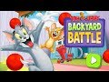 Tom And Jerry Backyard Battle / Cartoon Games Kids TV