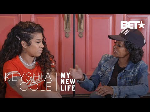 Stichiz - Keyshia Cole Has Deep Conversation With Her Mom