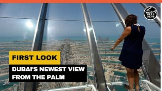 First look: The View Palm Jumeirah, Dubai's new ob...