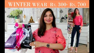 WINTER WEAR Rs. 300 - Rs. 800 …