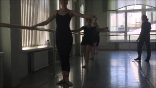 Moscow Art Theatre School Summer Intensive 2015