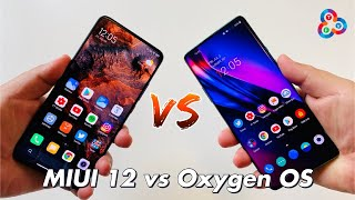MIUI 12 vs Oxygen OS 10 - CAN IT BE TOPPED?