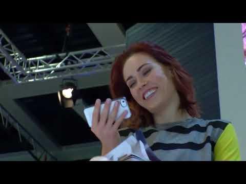 Brigitte meets Busch Jaeger Fashion Run auf der IFA 2014