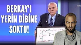 Ahmet Çakar, Berkay'ı yerin dibine soktu!  Emzirme odasında neler yaptığını herkes biliyor