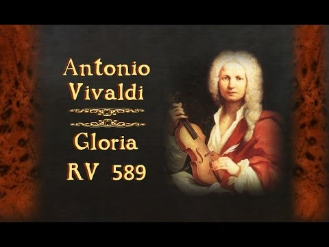 Vivaldi - Gloria In D Major  RV 589
