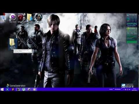 Resident Evil 5 Pc Onlane Tutorial Jogo Pirata Pela Live