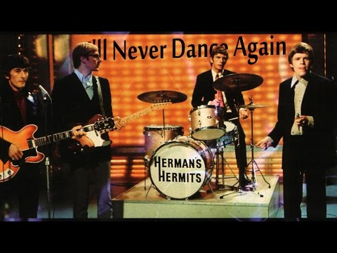 I'll Never Dance Again - Herman's Hermits - Lyrics/แปลไทย