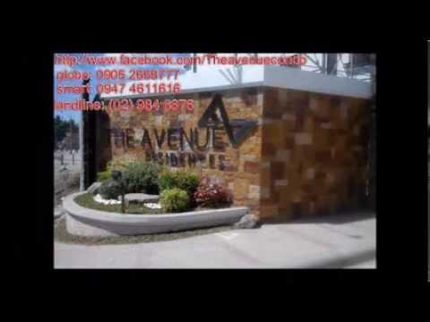 The Avenue Residences -Tandang sora ext. corner quirino hi-way Quezon City