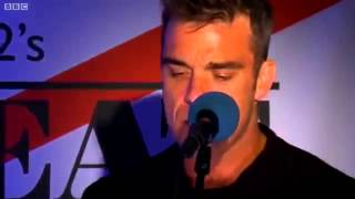 Robbie Williams and Gary Barlow Shame