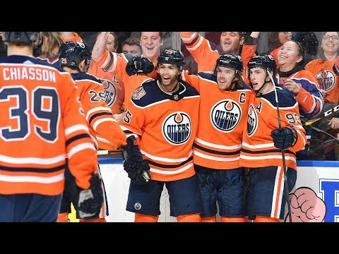 Connor McDavid scores game-tying goal, SO tally to lead Oilers to victory