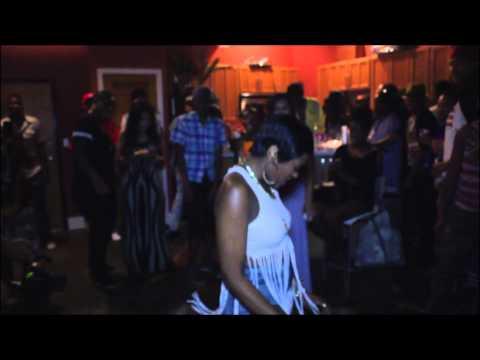 Ariane Davis  Love and Hip Hop Atlanta  4th Of July Party