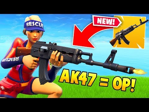 THE *NEW* HEAVY AR IS OP!! Fortnite Funniest Moments & FAILS #28