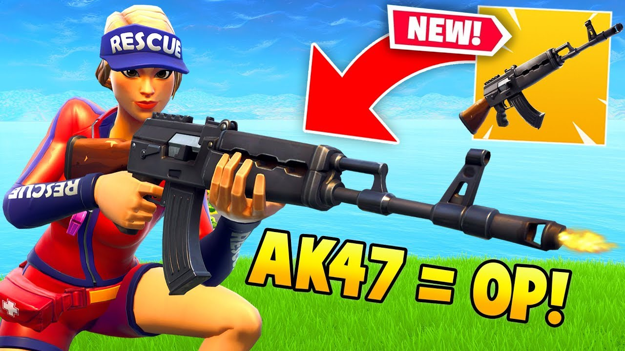 The New Heavy Ar Is Op Fortnite Funniest Moments Fails 28