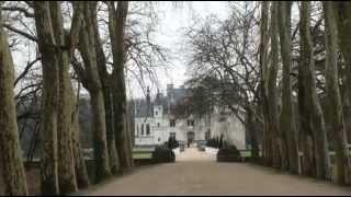 Замок Шенонсо - долина Луары - Города(Замок Шенонсо в долине Луары., 2013-03-03T01:08:16.000Z)