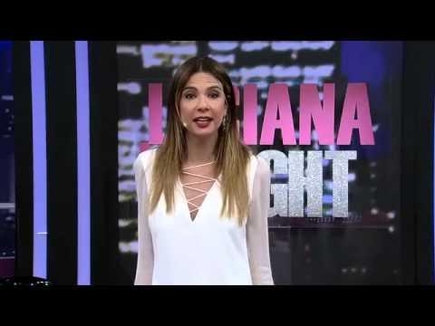 Luciana Gimenez Recebe A Banda É O Tchan - Luciana By Night 29/04/2014