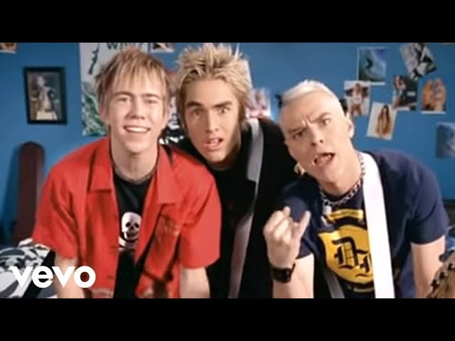 Busted was 'the walking band of clichés' - BBC News
