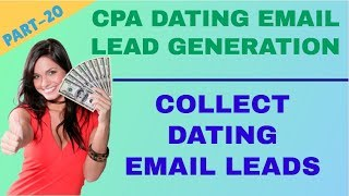 CPA Dating Email Lead Collect | New Site 2019 | New Skokka Ad Posting site | Part-20