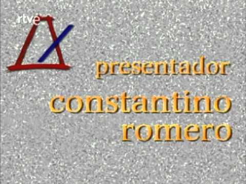 El tiempo es oro 19871991 Cabecera. Concurso de TVE
