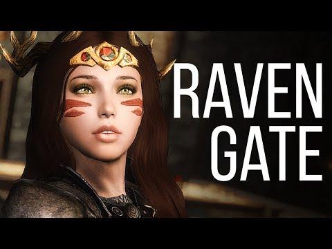 SKYRIM MOD TEST: Raven Gate RIFTEN UNDERGROUND ARENA