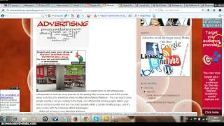 How to insert Advert code within post in blog site
