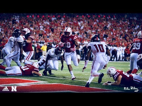 Nebraska VS Arkansas State Game Highlights!