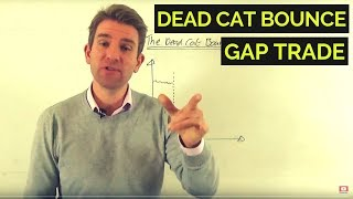 The Dead Cat Bounce Trade for Day Traders 🐈