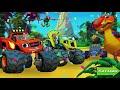 Blaze and the monster machines - Blaze monster truck cartoon - nick jr Games