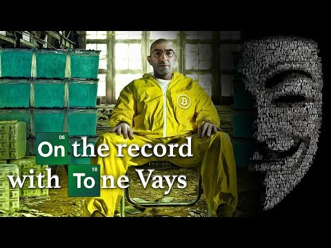 On The Record - Arrested for Exchanging Bitcoin (w/ Morgan Rockcoons)