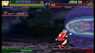 [TAS] Street Fighter Alpha 3 - Karin [HD]