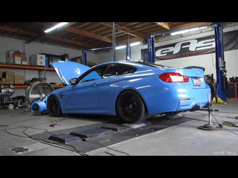 2015 bmw m4 dyno akrapovic downpipes exhaust system. Black Bedroom Furniture Sets. Home Design Ideas