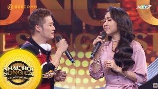 """Giọng hát cải lương như sắp """"chìm đò"""" của Diệu Nhi   Best Cut Nhạc Hội Song Ca mùa 2"""