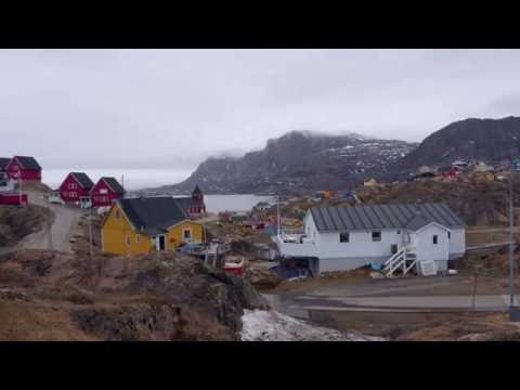 2016 Greenland Climate Project: Weeks 1 and 2