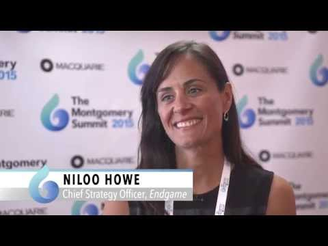 Niloo Howe, Endgame, at The Montgomery Summit 2015
