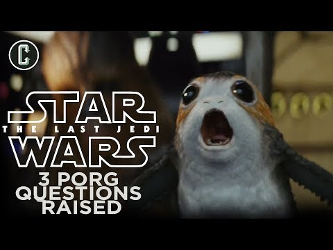 Thumbnail: Could One Porg Hold the Secrets to the Star Wars Universe? - Star Wars: The Last Jedi