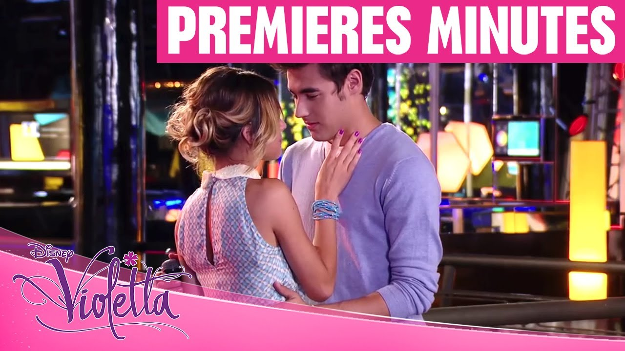 Violetta saison 3 premi res minutes episode 61 youtube - Violetta saison 3 musique ...