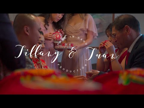 Tiffany & Tuan | Wedding Film Teaser | Chinese & Vietnamese Wedding | San Jose