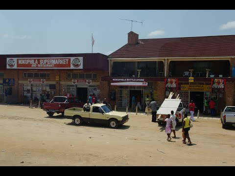 Business community around Siphofaneni want the area to be declared a town