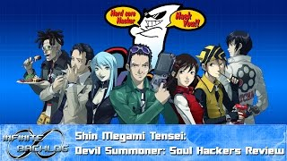 Shin Megami Tensei Demon Summoner Soul Hackers Review