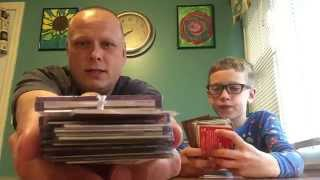 Mansfield Sports Card Show - July 12, 2015