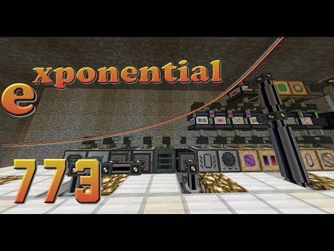 Exponential 773 Автоматизацию долой из дома!