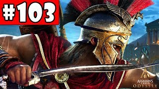 Assassin's Creed Odyssey - Walkthrough - Part 103 - To Help a Girl (PC HD) [1080p60FPS]